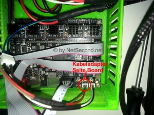 Adapter Thermistor Board 2pol